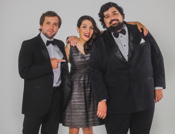 """""""Porta dos Fundos"""" na Fox: Gregorio Duvivier, Clarice Falcão e Gabriel Totoro"""