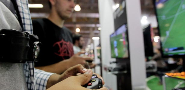 Valor liberado pela medida beneficiará diretamente a produção de games no país - Reinaldo Canato/UOL