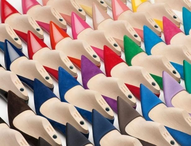 Prada traz ao Brasil seu serviço de customização de sapatos em nova loja - Divulgação