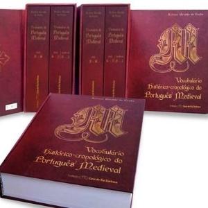 """Livro """"Vocabulário do Português Medieval"""" - Divulgação"""