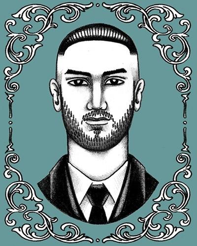 2b35bd4d5 Fotos: Barbeiros recomendam barba, bigode e cavanhaque para cada ...