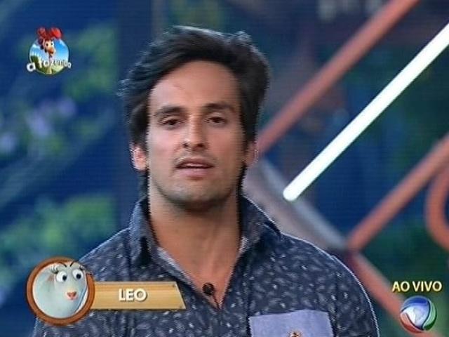13.out.2014 - Leo Rodriguez indica Marlos Cruz para a quarta roça de