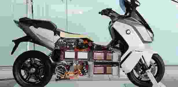BMW C Evolution - Infomoto - Infomoto
