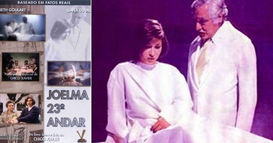 """""""Joelma 23º Andar"""" (Clery Cunha, 1979) - Filme sobre o incêndio do Edifício Joelma que deixou 191 mortos e mais de 300 feridos em 1974, baseado em """"Somos Seis"""", obra psicografada por Chico Xavier"""