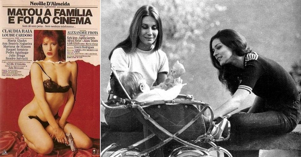 """""""Matou a Família e Foi ao Cinema"""" (Júlio Bressane, 1969)"""
