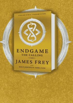 """Capa do livro """"Endgame: o chamado"""", de James Frey  - Divulgação"""