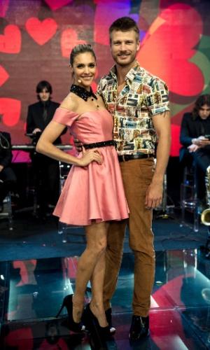 Fernanda Lima vai receber um convidado muito especial no programa