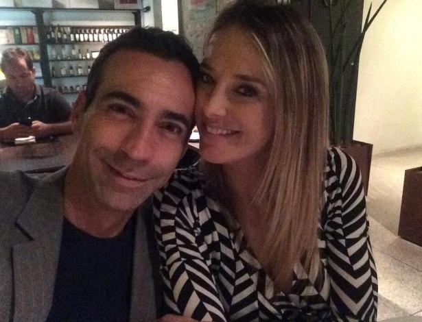 "Ticiane Pinheiro reata namoro com César Tralli: ""Voltamos"""