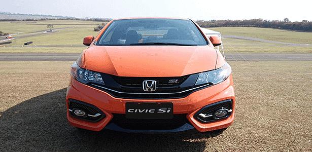 Honda Civic Si - Murilo Góes/UOL - Murilo Góes/UOL