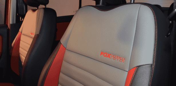 VW Fox Pepper MSI Concept - Murilo Góes/UOL - Murilo Góes/UOL