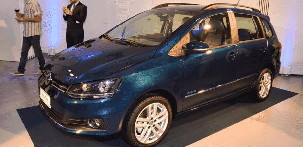 VW Spacefox iMotion 2015 - Murilo Góes/UOL - Murilo Góes/UOL