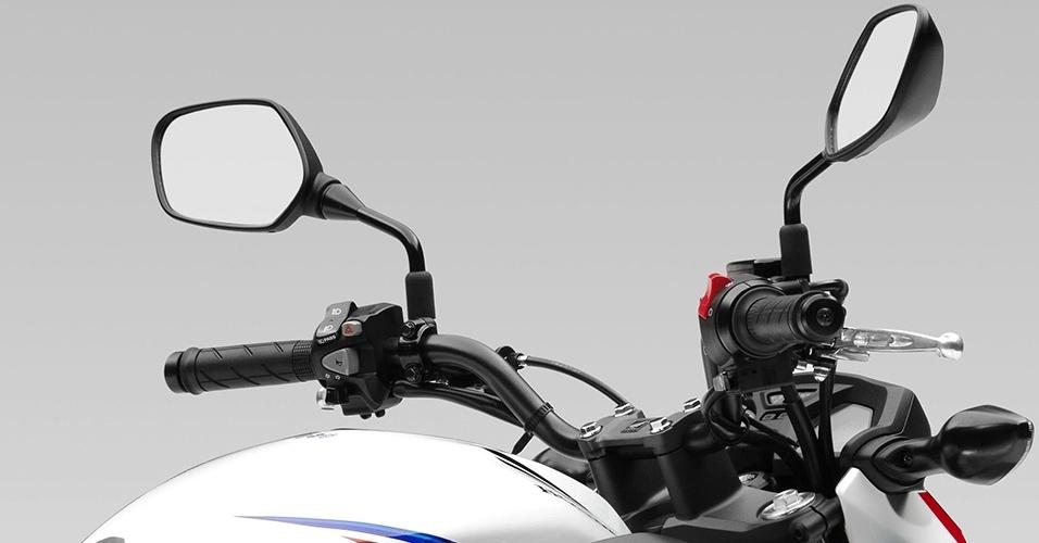 Honda CB 650F e CBR 650F chegam ao Brasil