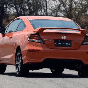 Honda Civic Si 2014 - Murilo Góes/UOL
