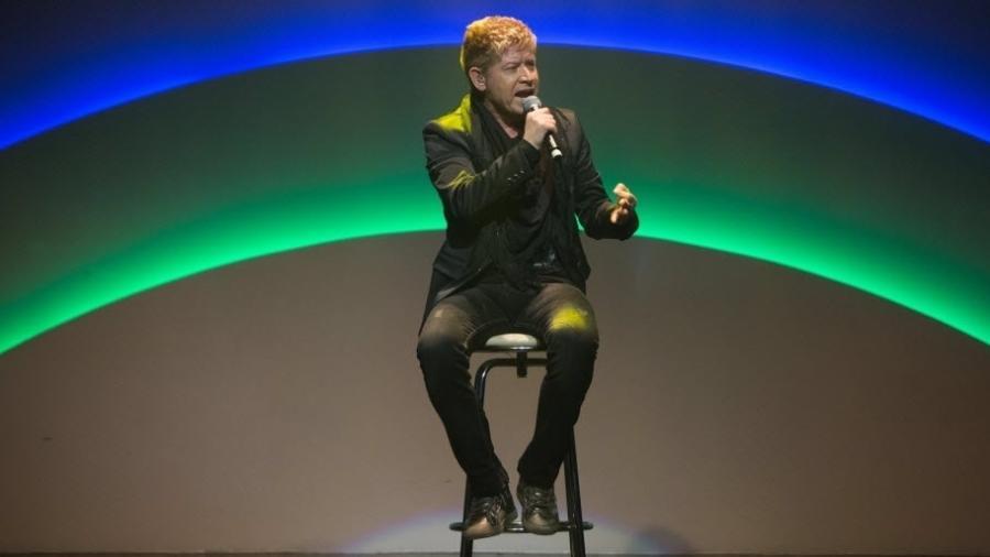 O cantor Roberto Leal - Ricardo Matsukawa/UOL