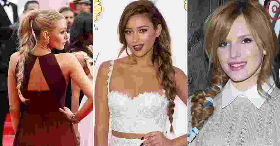 Blake Lively, Shay Mitchell e Bella Thone - Getty Images