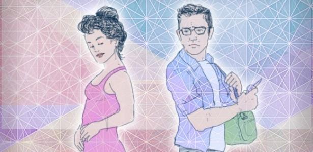 Ter um filho para tentar superar uma crise conjugal é um grande erro - Didi Cunha/UOL