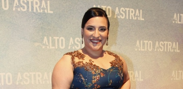 A atriz Simone Gutierrez viverá a caçadora de vampiros Ms. Alice Penn Taylor no musical - Marcos Ribas e Caio Duran/Photo Rio News