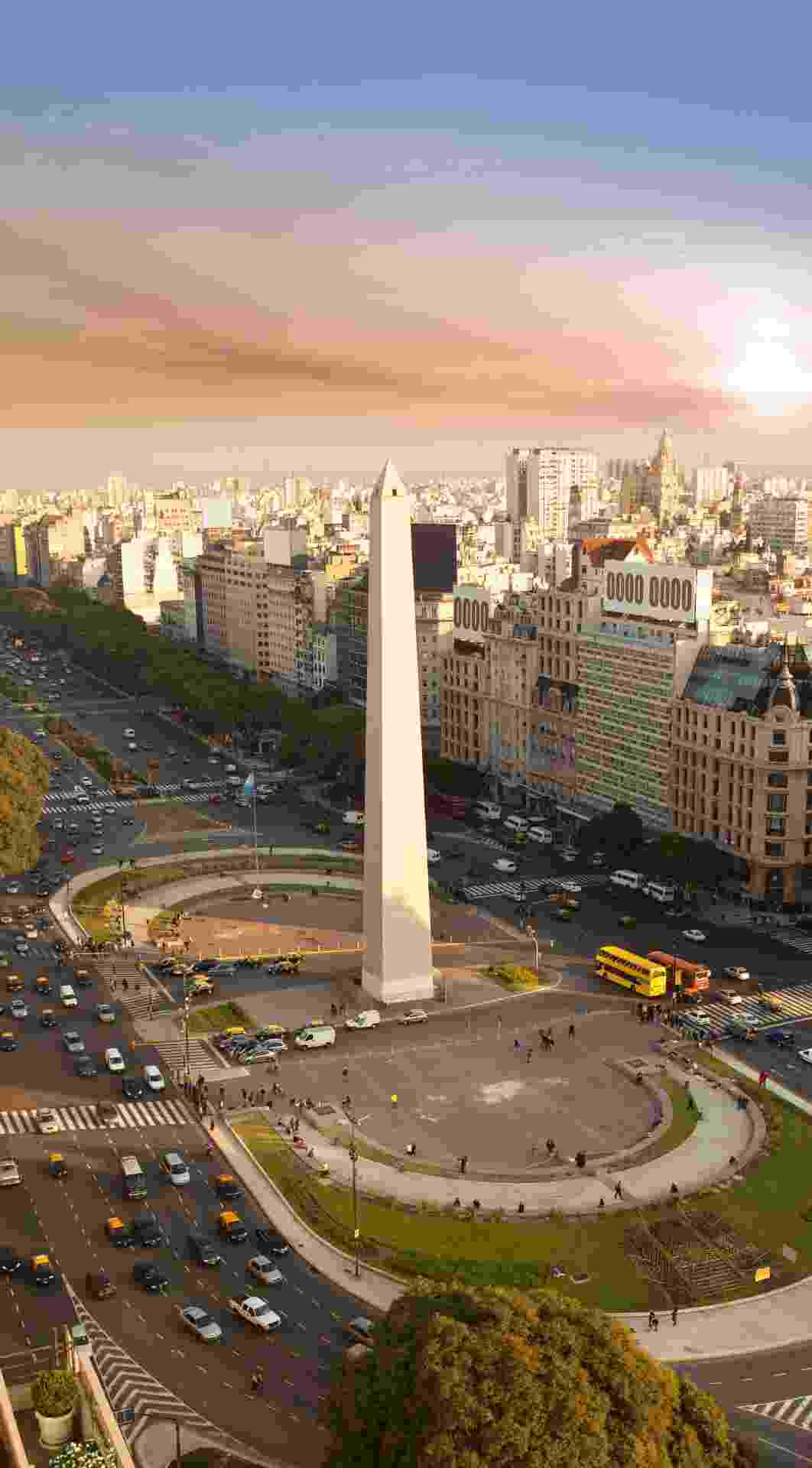 Buenos Aires, Argentina, Obelisco - Getty Images