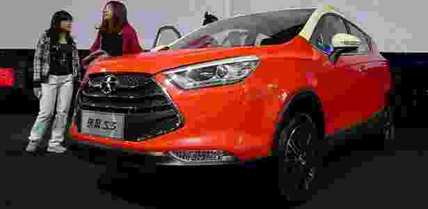 JAC T5, S3 na China - Car News China - Car News China