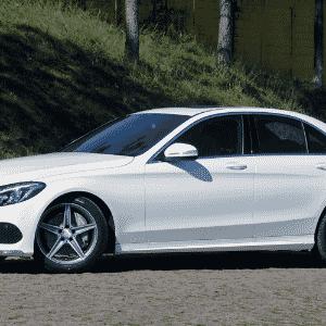 Mercedes-Benz C250 Sport - Murilo Góes/UOL