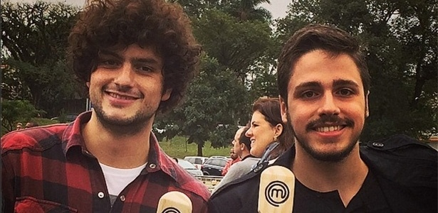 "Mohamad Hindi Neto e Martin Casilli conquistaram o público feminino do ""MasterChef"""