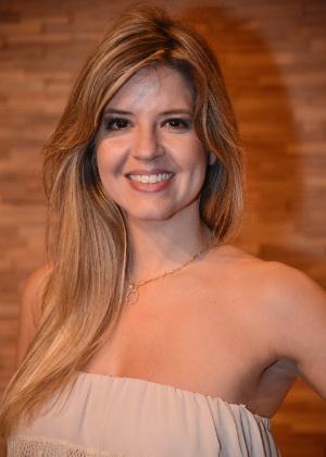 Mariana Santos acredita que tem boas chances para substituir Mônica Iozzi - Divulgação/TV Globo