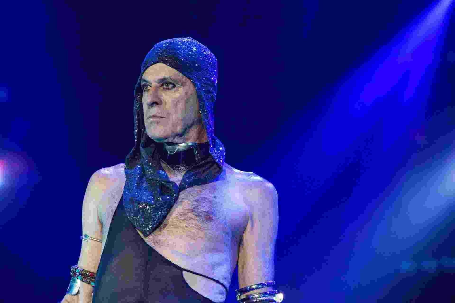 """No sábado, Ney Matogrosso sobe ao palco do Teatro Positivo com a turnê """"Atento aos Sinais"""". Ingressos a partir de R$ 146. - Marcos Hermes"""