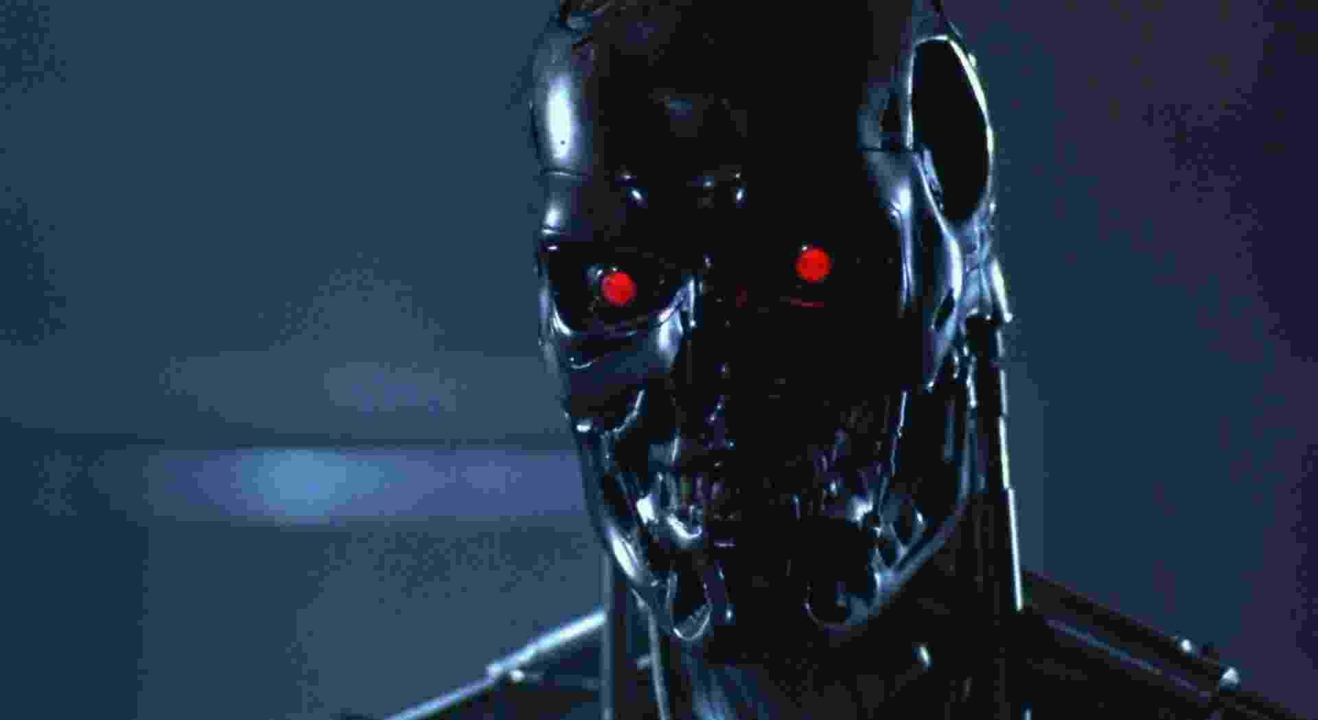 """Cena de """"O Exterminador do Futuro"""", do diretor James Cameron - Reprodução"""