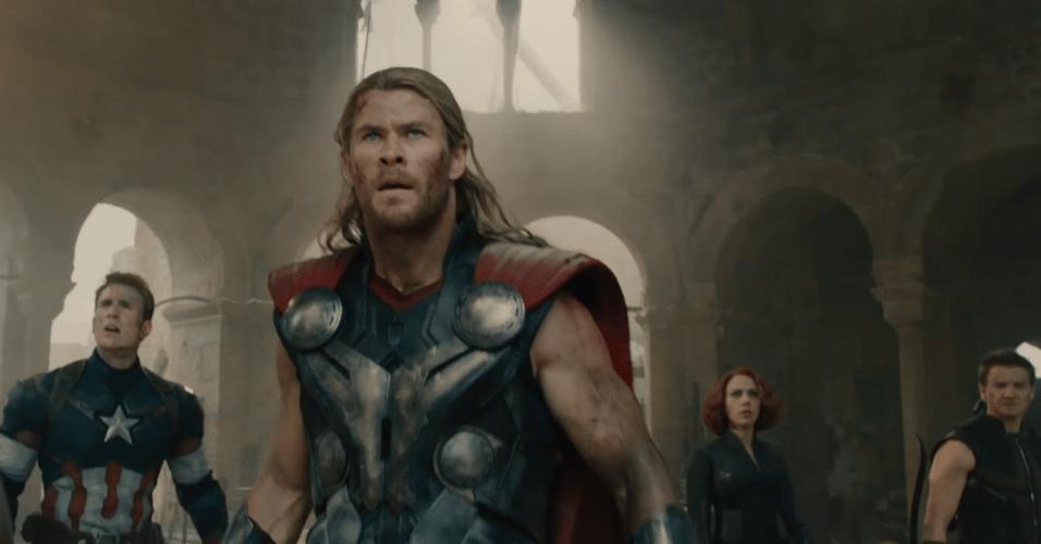 Marvel lança primeiro teaser trailer de