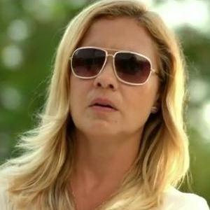 Adriana Esteves no papel de Carminha na novela Avenida Brasil, de 2012