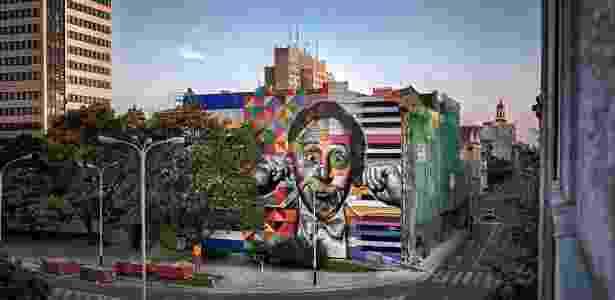 Kobra - Polônia - Divulgação/ Urban Forms Gallery - Divulgação/ Urban Forms Gallery
