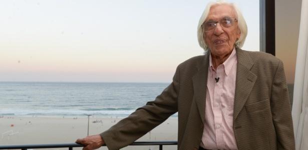 O poeta e escritor Ferreira Gullar  - Erbs Jr./Folhapress