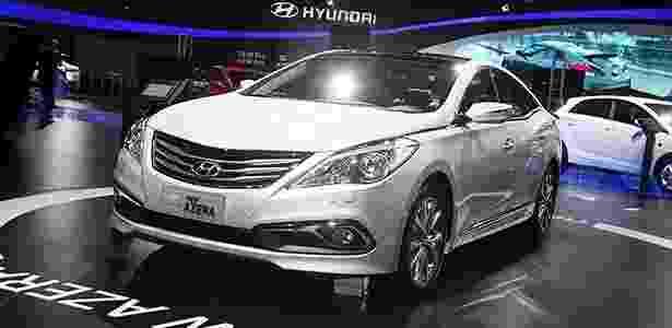Hyundai Azera 2015 - Divulgação - Divulgação