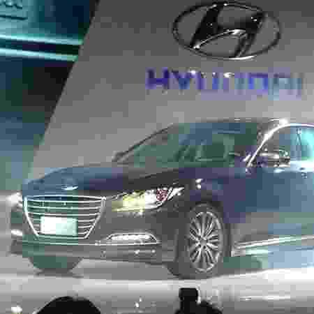 Hyundai Genesis 2015 - André Deliberato/UOL