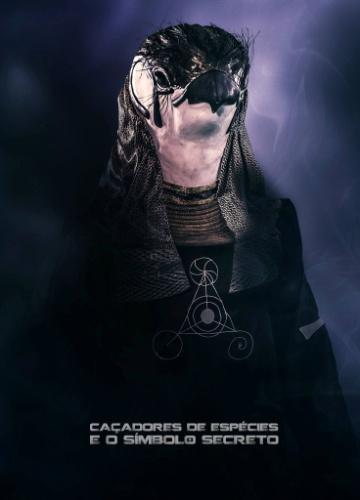 """Imagem de """"Os Caçadores de Espécies e o Símbolo Secreto"""""""
