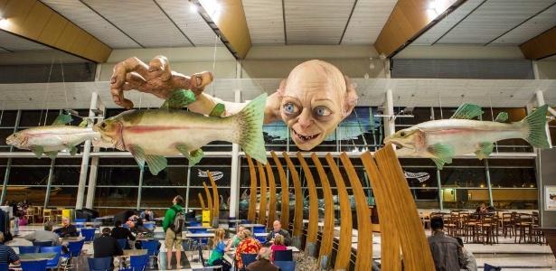 Divulgação/Aeroporto de Wellington