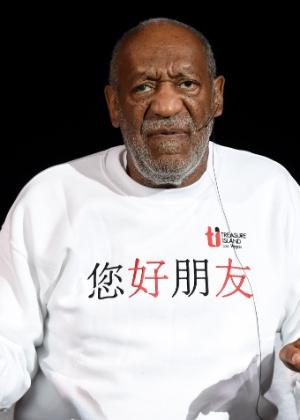 O comediante Bill Cosby, acusado de abuso sexual - Ethan Miller/Getty Images