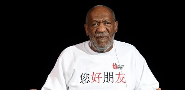 O ator Bill Cosby foi novamente acusado de abuso sexual - Ethan Miller/Getty Images