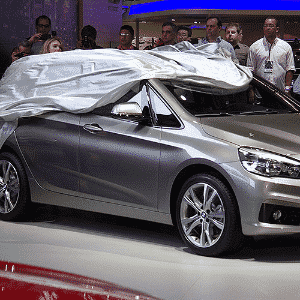 BMW Active Tourer - Leonardo Benassatto/Futura Press/Folhapress
