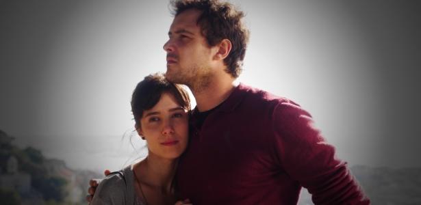 """Marjorie Estiano (Beatriz) e Sergio Guizé (Marcelo) de """"Beatriz"""", de Alberto Graça - Divulgação"""