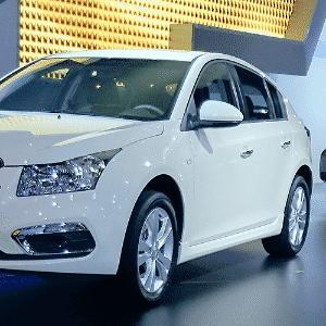Chevrolet Cruze facelift - Eugênio Augusto Brito/UOL
