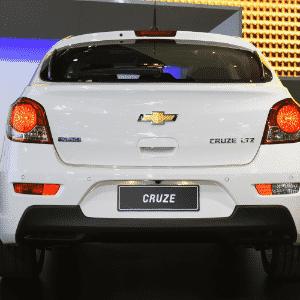Chevrolet Cruze LTZ 2015 - Murilo Góes/UOL