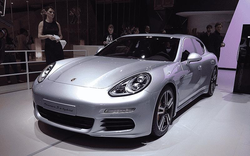 Porsche Panamera Hybrid - Alessandro Reis/UOL