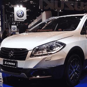 Suzuki S-Cross - Alessandro Reis/UOL