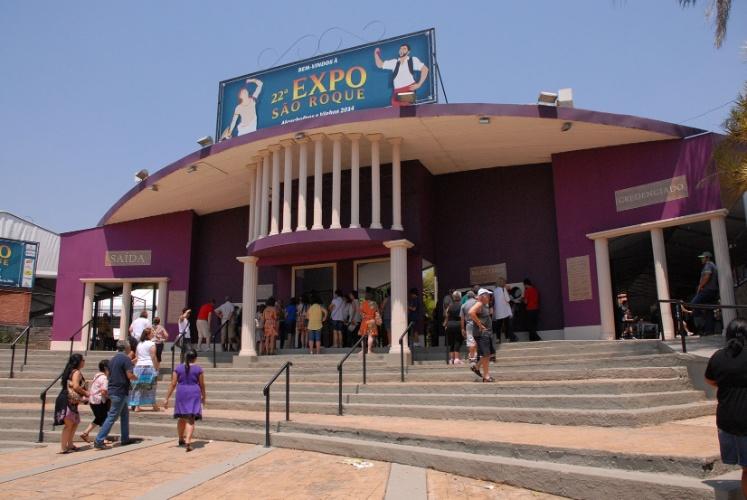 Anualmente, durante os finais de semana do mês de outubro, acontece a tradicional Expo São Roque