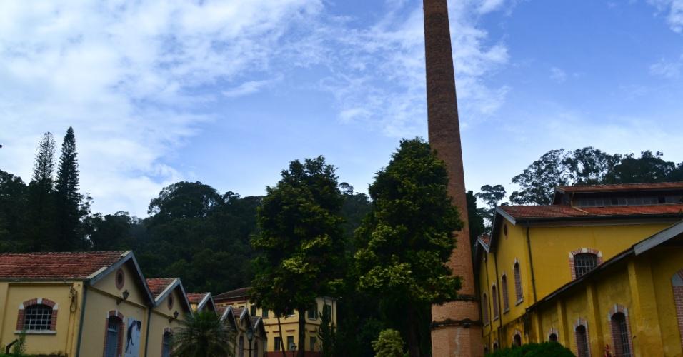 Fábrica têxtil construída em 1890 foi transformada no Centro Cultural Brasital