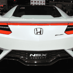 Honda NSX Concept - Murilo Góes/UOL