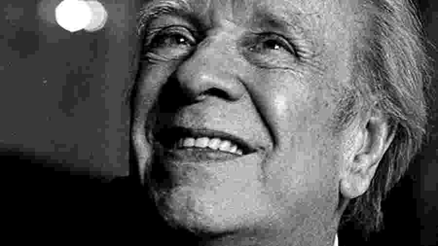 O escritor argentino Jorge Luis Borges - Divulgação