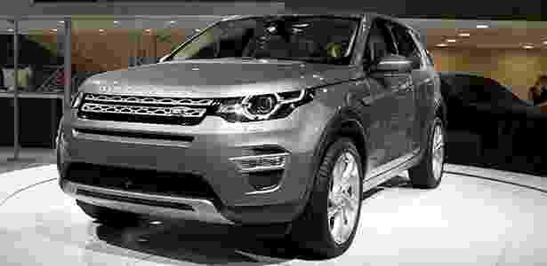 Land Rover Discovery Sport: modelo é o primeiro a ser fabricado no RJ - Ivan Ribeiro/Folhapress