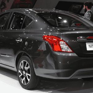 Nissan New Versa - Murilo Góes/UOL